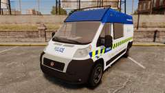Fiat Ducato Manchester Police [ELS]
