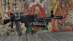 AK-47 d'un harceleur