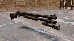 Vorderschaftrepetierflinte Remington 870 rund