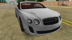 Bentley Continental Extremesports für GTA Vice City