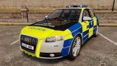 Audi S4 Avant Metropolitan Police [ELS]