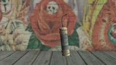 Un bâton de dynamite de la Metro 2033