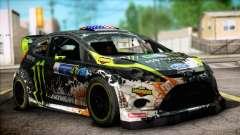 Ford Fiesta RS WRC 2013 für GTA San Andreas