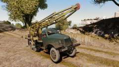 ZIL-157 Bohren