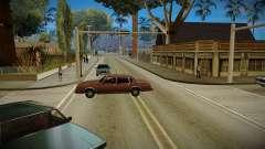 GTA HD Mod 3.0 pour GTA San Andreas