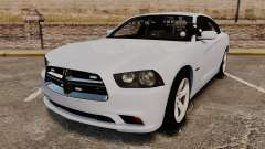 Dodge Charger RT 2012 Unmarked Police [ELS] pour GTA 4