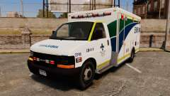 Brute Alberta Health Services Ambulance [ELS]