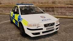 Volvo S60R Police [ELS]