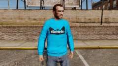 Pullover-Bank -