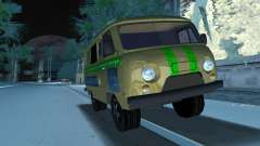 Collection UAZ-3741
