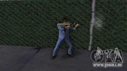 Steyr AUG für GTA Vice City