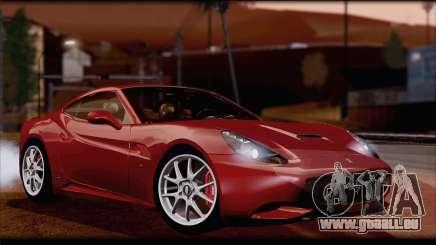 Ferrari California für GTA San Andreas