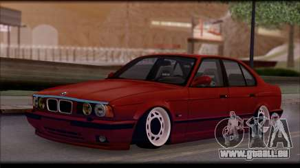 BMW E34 pour GTA San Andreas