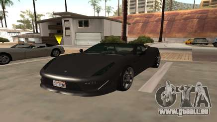 Carbonizzare de GTA 5 pour GTA San Andreas