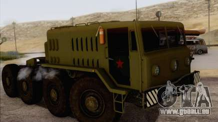 535 MAZ-Militär für GTA San Andreas