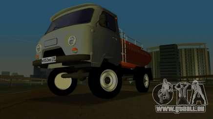 UAZ 465 Truck pour GTA Vice City
