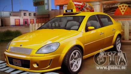 Declasse Premier Taxi pour GTA San Andreas