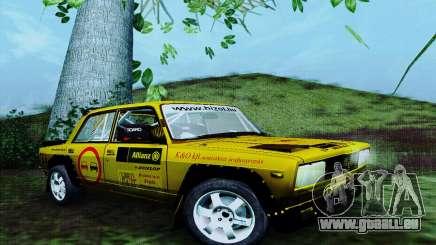 Lada 2105 VFTS pour GTA San Andreas