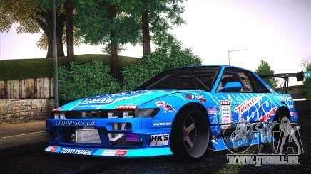 Nissan Silvia S13 Toyo für GTA San Andreas
