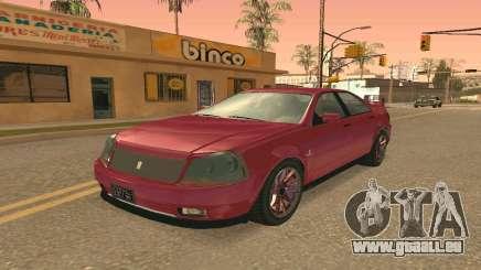 Presidente de GTA IV pour GTA San Andreas