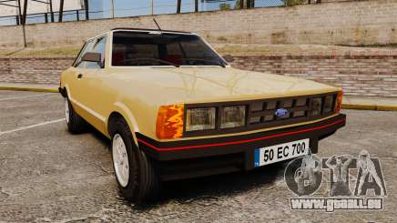 Ford Taunus GLS v2.0 pour GTA 4