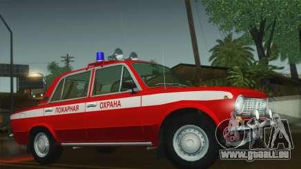 Protection contre l'incendie VAZ 21011 pour GTA San Andreas