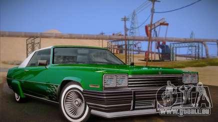 GTA V Manana pour GTA San Andreas