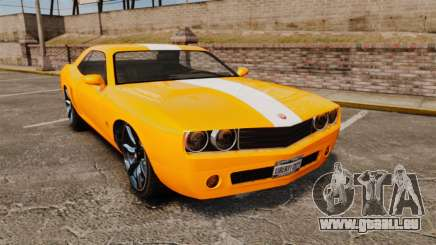 GTA V Gauntlet 450cui Turbocharged pour GTA 4
