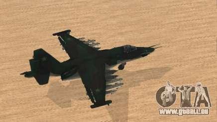 Su-25 für GTA San Andreas