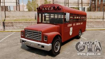 GTA IV TLAD Prison Bus für GTA 4
