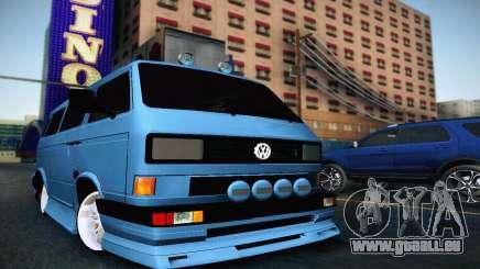 Volkswagen Transporter T2 Tuning für GTA San Andreas