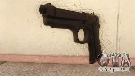 Beretta 92 FS für GTA San Andreas
