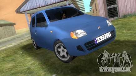 Fiat Seicento für GTA Vice City