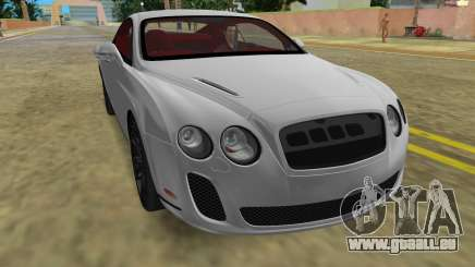 Bentley Continental Extremesports pour GTA Vice City