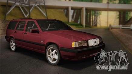 Volvo 850 Estate Turbo 1994 für GTA San Andreas