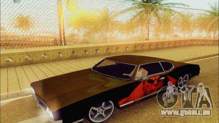 Modified Sabre Low für GTA San Andreas