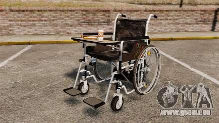 Funny Wheelchair pour GTA 4