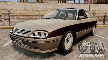 Solair 2000 Facelift pour GTA 4