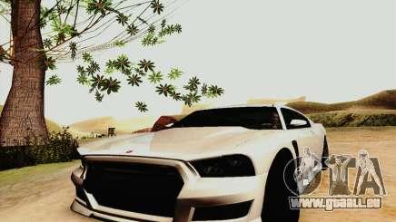 Buffalo de GTA V pour GTA San Andreas