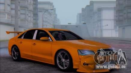 Audi A8 2010 für GTA San Andreas