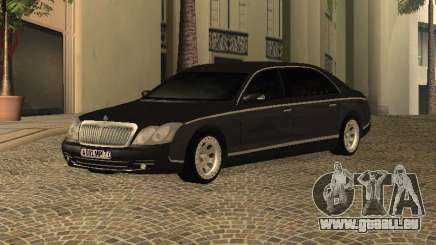 Maybach 62 V2.0 pour GTA San Andreas