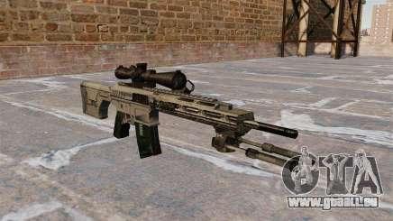 Fusil de précision Remington R11 RSASS pour GTA 4
