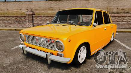 Vaz-2101 tuning pour GTA 4