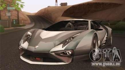 SuperMotoXL CONXERTO v2.0 pour GTA San Andreas