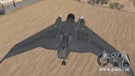 StarGate F-302 für GTA San Andreas