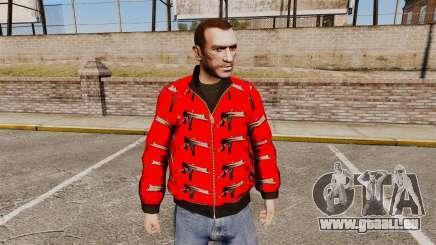 Windbreaker-Uzi - für GTA 4