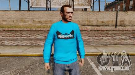Pullover-Bank - für GTA 4