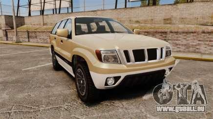 GTA V Canis Seminole für GTA 4