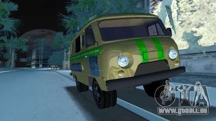 Collection UAZ-3741 pour GTA Vice City