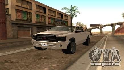 Bison de GTA 5 pour GTA San Andreas